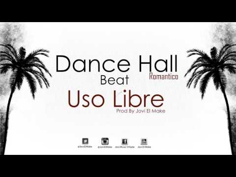 Beat Instrumental Dancehall Uso Libre Tipo (Dubosky, Panama, Reggae Music)