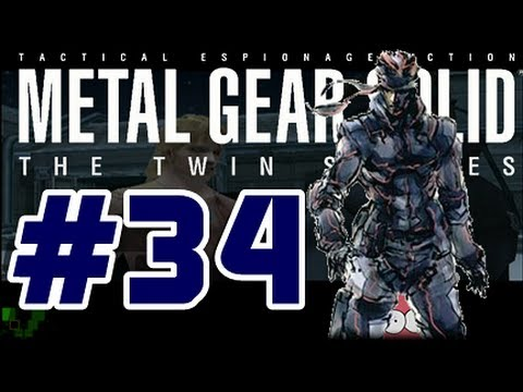 Metal Gear Solid The Twin Snakes W/ Commentary - P.34 - Time To GTFO!