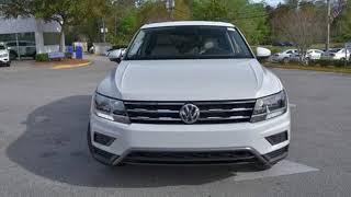 New 2019 Volkswagen Tiguan Sanford FL Orlando, FL #19-0249