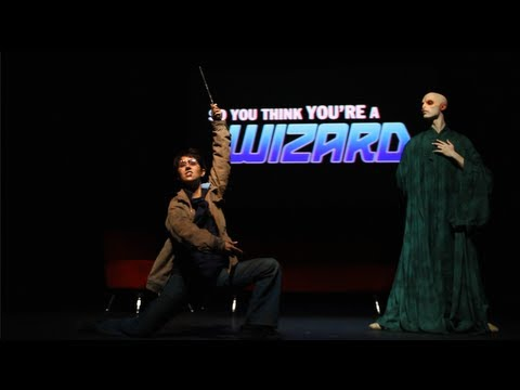 Harry Potter - So You Think You're A Wizard By The Hillywood Show® video