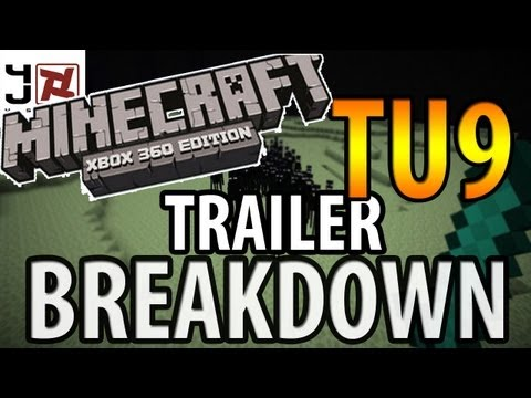 Minecraft (Xbox 360) - Title Update 9