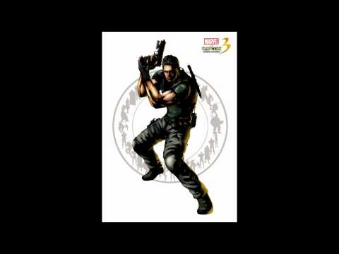 Marvel vs Capcom 3 - Theme of Chris Redfield