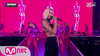 [2019 MAMA] Dua Lipa(두아 리파)/HWASA(화사)_Don't Start Now/New Rules