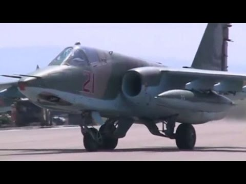 Syria conflict Nato warns Russia on air strikes