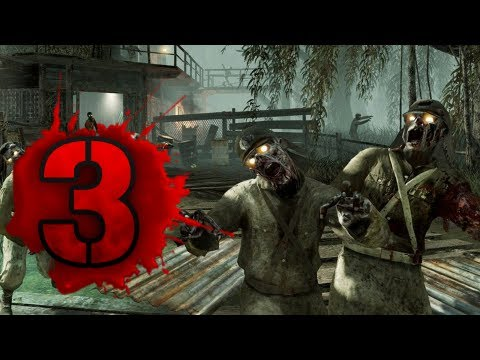 Call of Duty Black Ops Zombies – Call of Duty Black Ops Zombies: Shi No Numa [Part 3/4]
