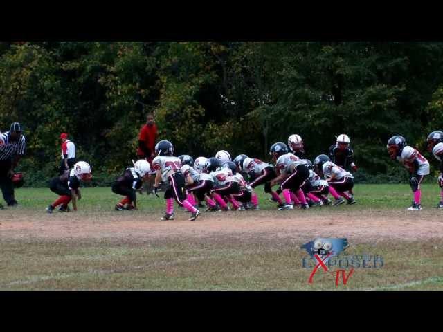 Pop Warner Youth Football: Wilders Grove Wolfpack vs. North Raleigh Bulldogs-Superbowl Highlights