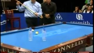 Eric Yow ESPN Trick Shot Magic highlights 2009