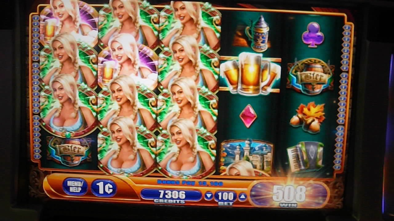 video slots with bonus rounds