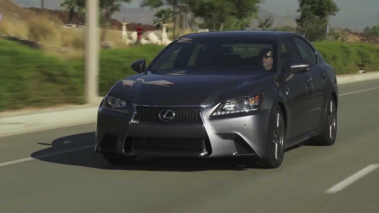 2012 Lexus Gs 350 F Sport Youtube