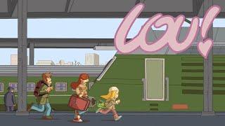 LOU! - S01EP21 Compartiment Lover HD [Officiel] Dessin animé