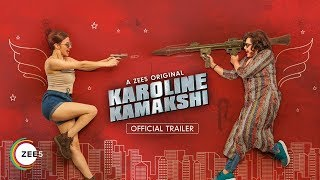 Karoline Kamakshi | Official Trailer | A ZEE5 Original | Premieres 5th December On ZEE5
