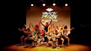 ( Lion king dance ) 2015 Show me the Passion FINAL VIVIDNESS Crew WINNER