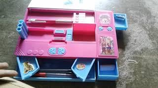 New fashion Barbie pencil box