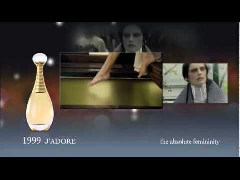 Parfums Christian Dior, clip historique
