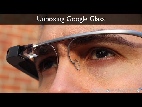Unboxing Google Glass en Español