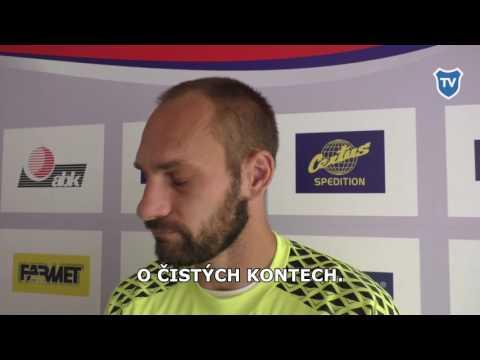 FNL: Rozhovor s Petrem Vaškem po zápase s Pardubicemi (0:0).