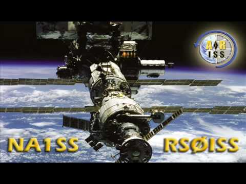ARISS School Contact with  Inukjuak Space Camp