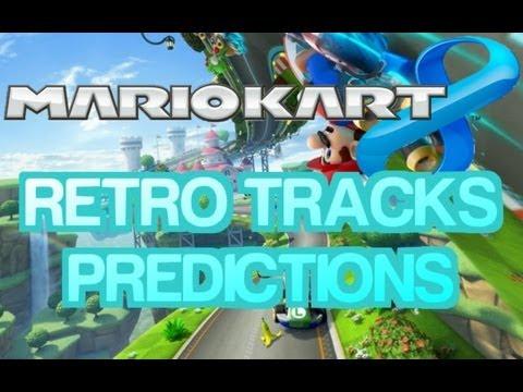 Mario Kart 8 - Retro Tracks Predictions - 40.2KB