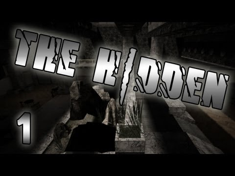 The Hidden (HL2-Mod) w/ Gassy & Friends #1