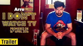 An Arre Original Web Series | Trailer | I Don't Watch TV | #LaughterGames