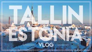 Viajar en Europa | Tallin - Estonia | Vlog | Jos Paredes