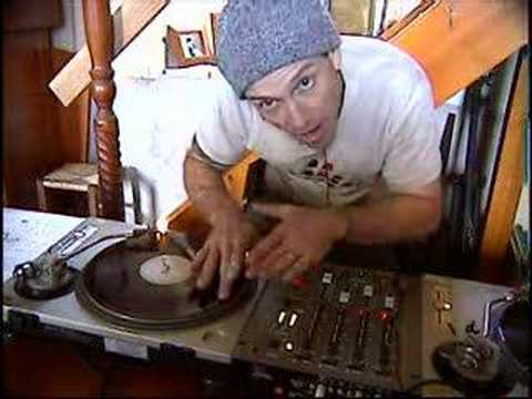 Dj tutorial : How to scratch , for the  beginner,1;