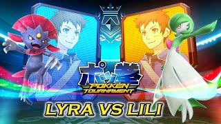 Weavile de Lyra vs. Gardevoir de LiliCrossing [POKKEN TOURNAMENT - Torneo Exclusivo]