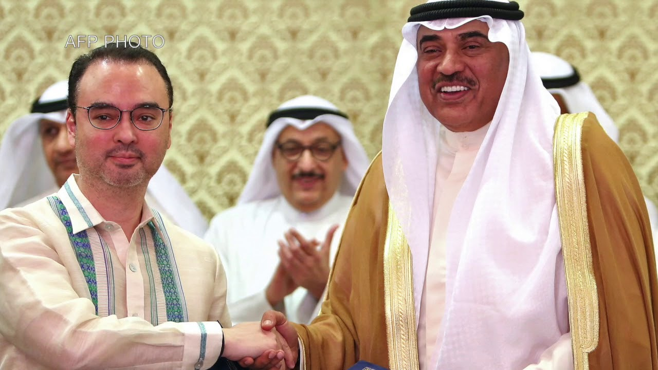 Kuwait, Philippines sign worker rights deal amid dispute
