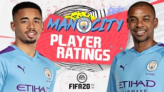FIFA 20 | GABRIEL JESUS and FERNANDINHO GUESS NEW RATINGS
