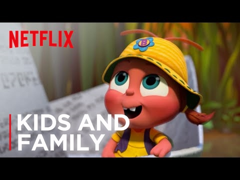 "Beat Bugs - ""Lucy in the Sky with Diamonds"" - Netflix"