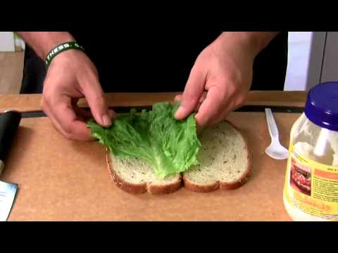 The Art Of Making A Sandwich