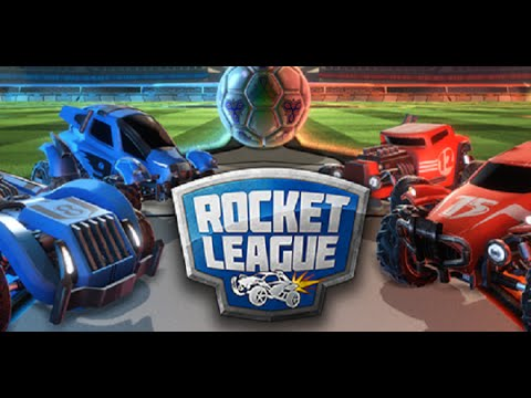 Rocket league - БЕЗБАШЕННЫЙ ФУТБОЛ НА МАШИНАХ!