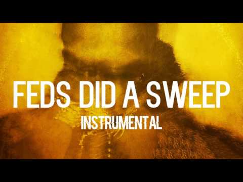 Future - Feds Did a Sweep (Instrumental)