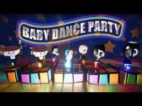 BABY DANCE PARTY | Hello Neighbor Mod