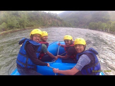 River Rafting at the Beas river, Kullu