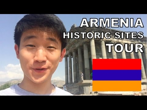 Armenia Travel Guide - Etchmiadzin, Garni, Geghard, Hripsime, Zvartnots