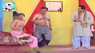 Best of Amanat Chan and Iftikhar Thakur 😛 😜 😝 Funny Punjabi Jugtain