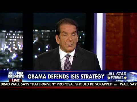 Krauthammer: The French have called this an act of war and he [Obama] calls it a setback