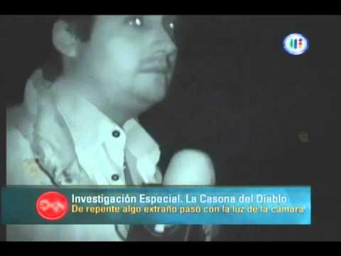 Extranormal La casona del Diablo Poncitlan Mexico 20 feb 2011