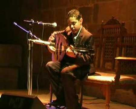 Mohamed Abozekry Plays Oud