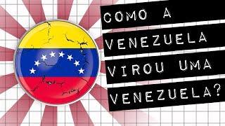 COMO A VENEZUELA VIROU UMA VENEZUELA? #meteoro.doc