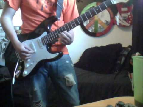 Red house by Jimi Hendrix guitar cover
