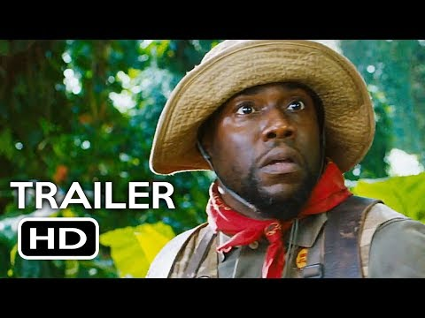 Jumanji 2: Welcome to the Jungle International Trailer #1 (2017) Dwayne Johnson, Kevin Hart Movie HD streaming vf