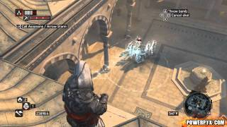 Assassin's Creed Revelations - Lightning Strikes & I can see you Trophy / Achievement Guide