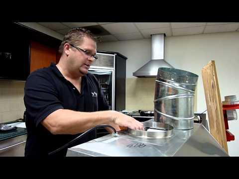 kitchen ventilation video