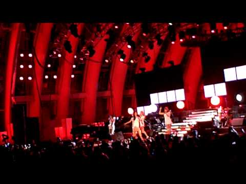 4 Minute - Hot Issue Korean Music Festival Hollywood Bowl 2011 video