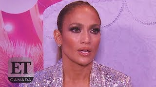Jennifer Lopez Talks Super Bowl 2020