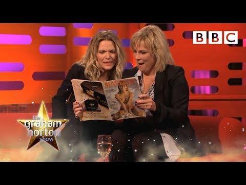 Has Jennifer Saunders Done A Porn Film? - The Graham Norton Show: Series 14 Episode 3 - Bbc One video