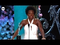 Viola Davis I SAG Awards Acceptance Speech 2015 I TNT