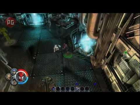 ТОП-10: Лучшие игры про супергероев